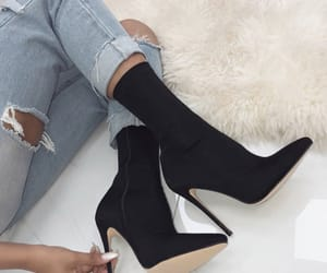 heel, inspiration, and style image