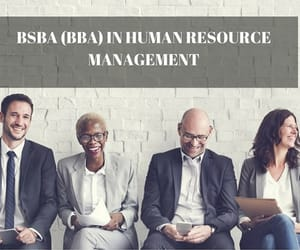 human resource management, human resource, and business administration image
