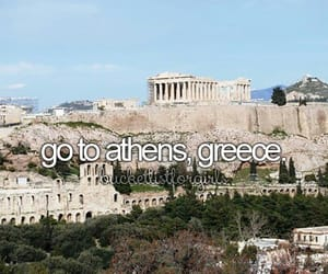 Greece, Athens, and travel image