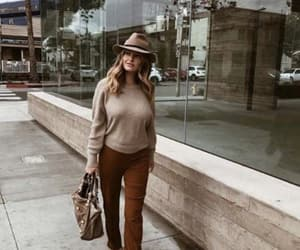 bag, blond, and fashion image