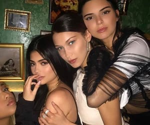 best friends, models, and kylie jenner image