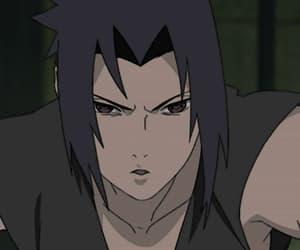 sasuke, naruto, and uchiha sasuke image