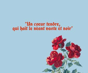 Charles Baudelaire, french, and poem image