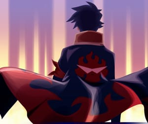 tengen toppa gurren lagann, simon adult, and simon the digger image