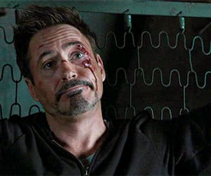 Avengers, gif, and ironman image