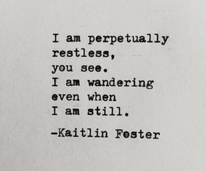 dreamer, quote, and restless image