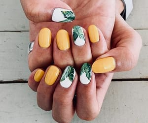 summer, fashion, and nails image