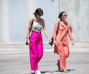 Madrid Fashion Week, street style, and summer image