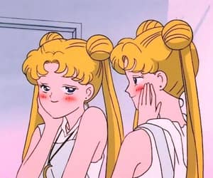 sailor moon, anime, and 90s image