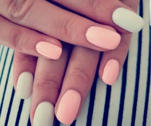 and, nails, and summer image