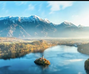 Europa, europe, and lago bled image