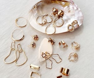 daily, earrings, and fashion image