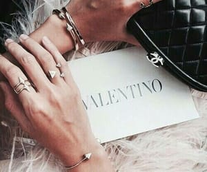 bag, details, and Valentino image