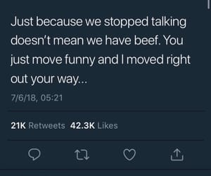 beef, broken, and funny image