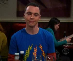sheldon, sheldon cooper, and lol image