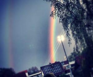 boyfriend, rainbow, and love image