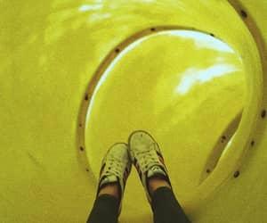 adidas, amarillo, and tumblr image