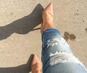 heels and bunny image