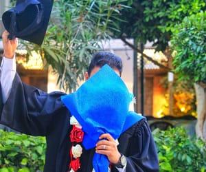 graduation, graduate, and فرحة image