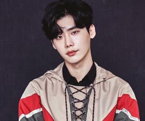 asian, korean actor, and lee jong suk image