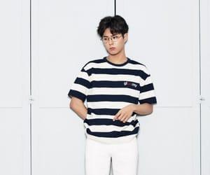 asian, korean actor, and park bo gum image