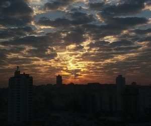 city, morning, and sol image