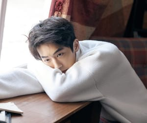 asian, korean actor, and nam joo hyuk image