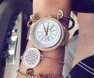 accessories, girl, and Michael Kors image