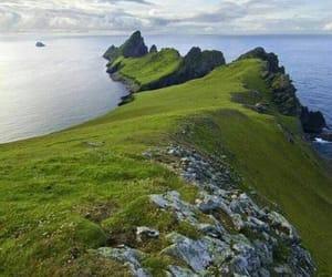 nature, landscape, and scotland image