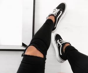 shoes, jeans, and style image