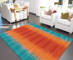 blue, sunset, and area rugs image