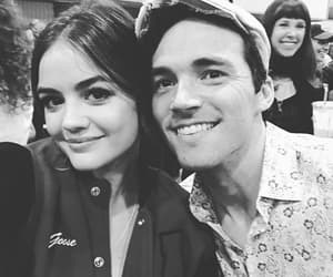actor, pll, and actress image