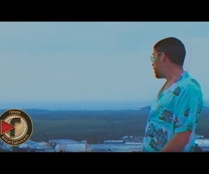 music, bad bunny, and video image