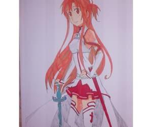 anime, drawing, and anime art image