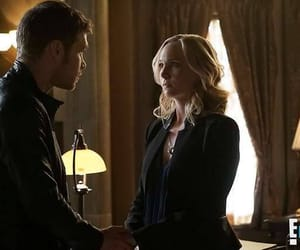 The Originals, caroline forbes, and joseph morgan image