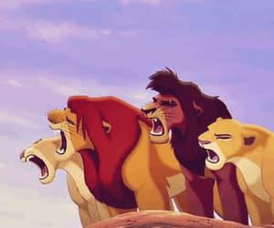 family, simba, and kiara image