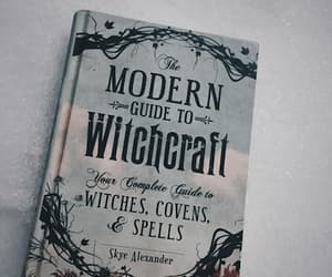 book, witch, and witchcraft image