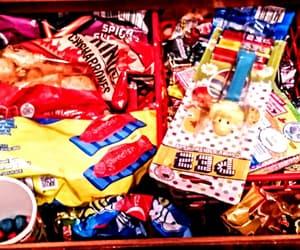 girls, stash, and candy image
