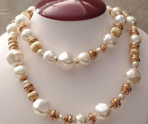 etsy, vintage necklace, and chunky necklace image
