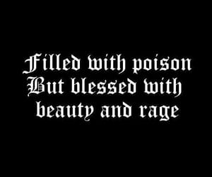poison and quotes image