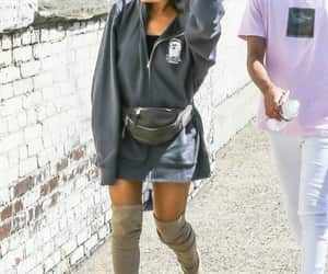 boots, ariana grande, and outfit image