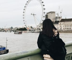aesthetic, girl, and london image