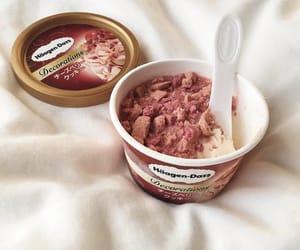 frozen dessert, icecream, and minimalism image