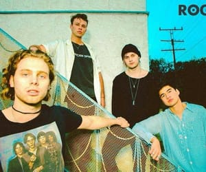 5sos, 5 seconds of summer, and band image