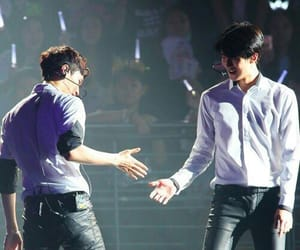 lay, sexing, and yixing image