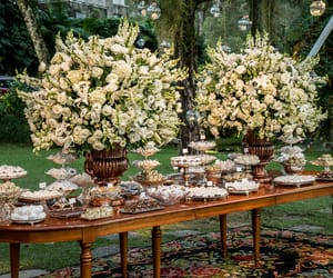 decoration, wedding decoration, and party image