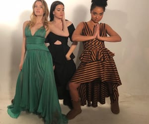 katie stevens, meghann fahy, and the bold type image