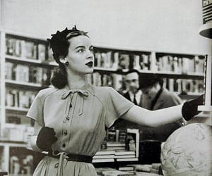 fashion, vintage, and 1940s image