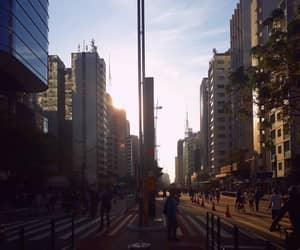 avenue, city, and paulista image