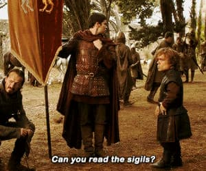 gif, got, and tyrion lannister image